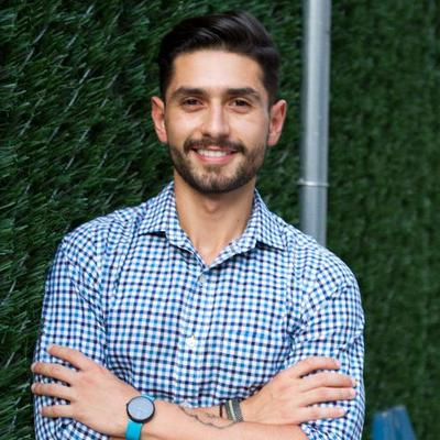 Andres Quinche-Gomez | Social Profile