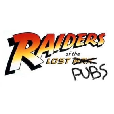 The Pub Raider