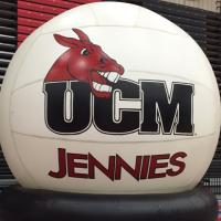 Jennies Volleyball