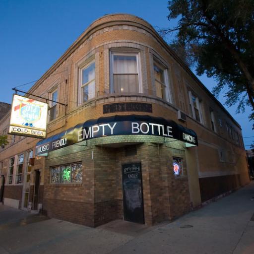 The Empty Bottle Social Profile