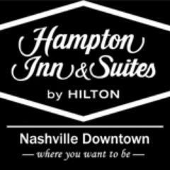 Hampton Inn & Suites Nashville Downtown