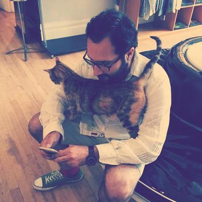 Cyrus Radfar | Social Profile