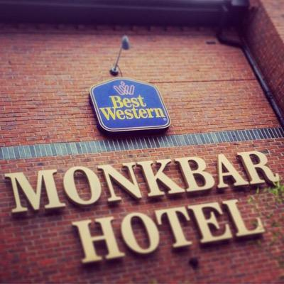 Monkbar Hotel York