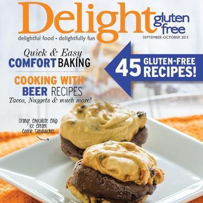 Delight Gluten-Free | Social Profile