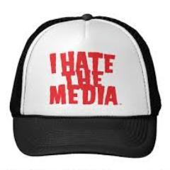I Hate The Media Social Profile