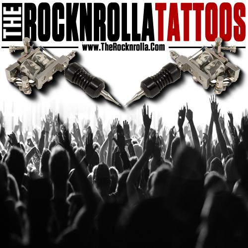 Rocknrolla Tattoos Social Profile