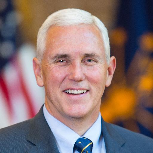 Governor Mike Pence Social Profile