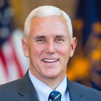 Indiana Governor Governor Mike Pence