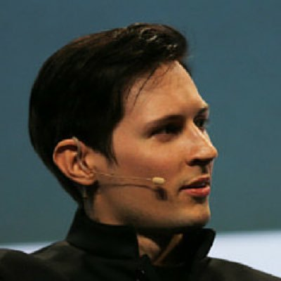 Pavel Durov Social Profile