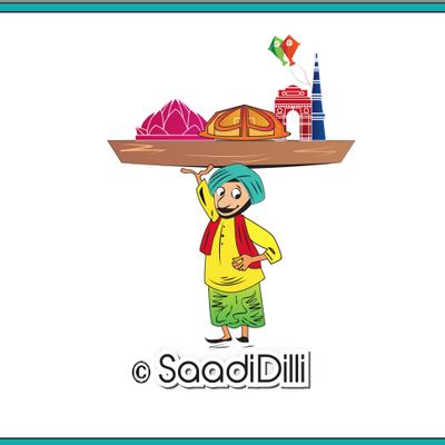 Saadi Dilli | Social Profile