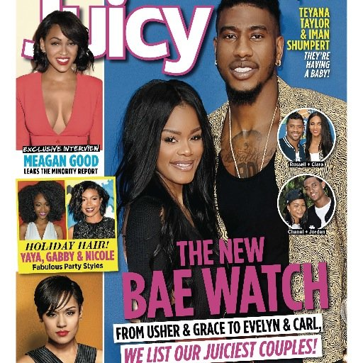 Juicy Magazine Social Profile
