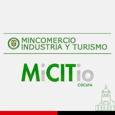 MiCITio Cúcuta - Programa del @MincomercioCo encargado de generar #competitividad y acompañamiento a empresarios y #emprendedores de la región.