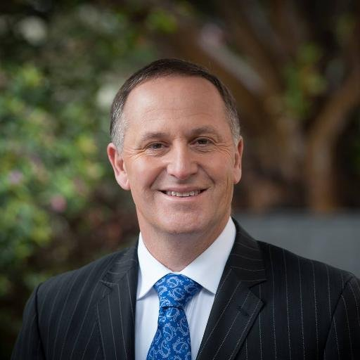 John Key Social Profile