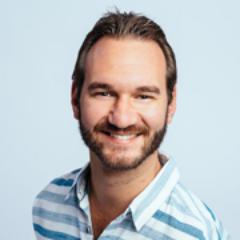 Nick Vujicic | Social Profile