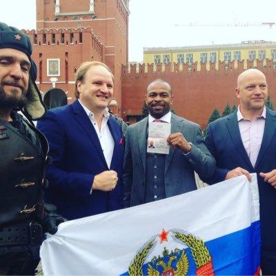 CEO Russian Affairs | Social Profile