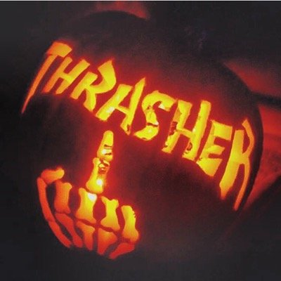 Thrasher Magazine Social Profile