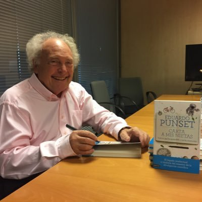 Eduard Punset Social Profile