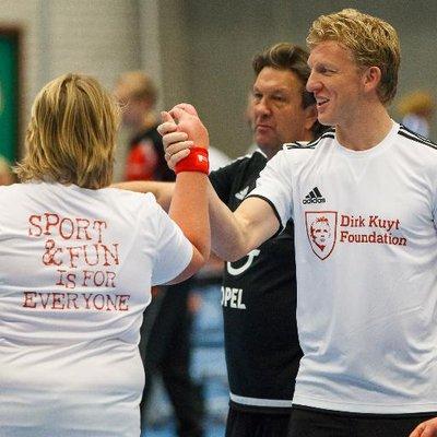 Dirk Kuyt Foundation   Social Profile