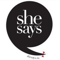 @SheSaysIndia