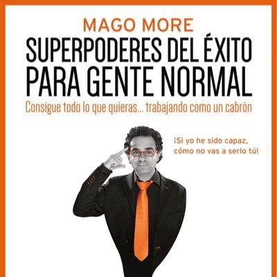 Mago More Social Profile