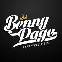 Benny Page   Social Profile
