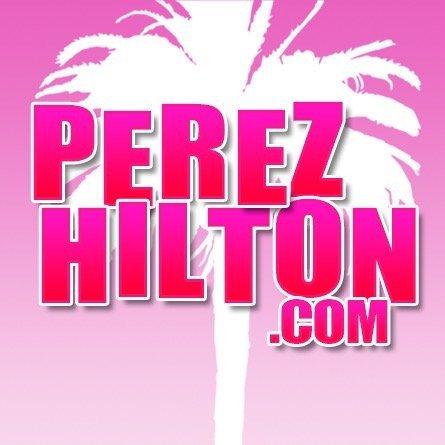 Perez Hilton's Twitter Profile Picture