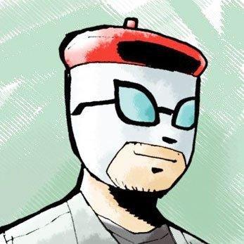 今木商事(覆面漫画家) Social Profile