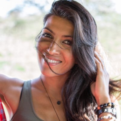 Leila Janah Social Profile