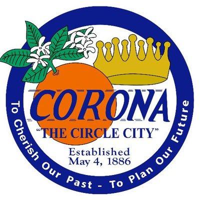 CityOfCorona | Social Profile