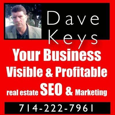 Dave Keys RE SEO   Social Profile