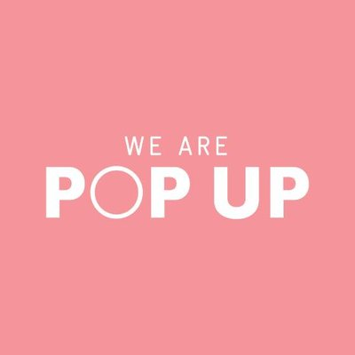 We Are Pop Up | Social Profile