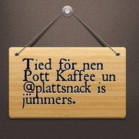 Plattsnack