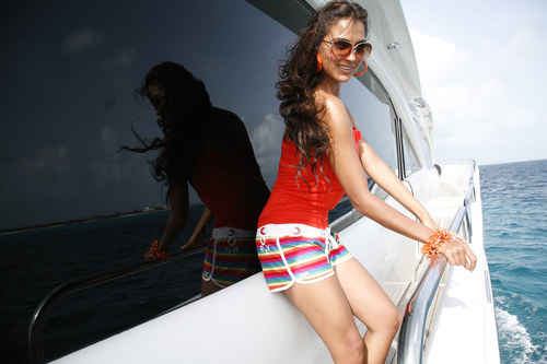 Lara Dutta Bhupathi Social Profile