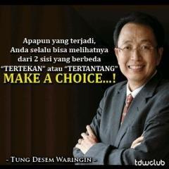 Tung Desem Waringin Social Profile