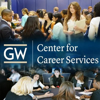 GW Career Services | Social Profile