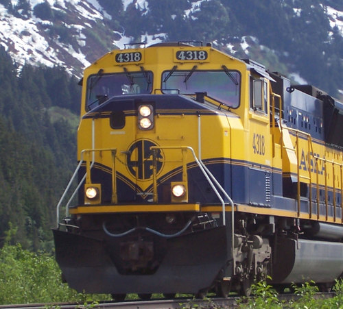 Alaska Railroad Social Profile