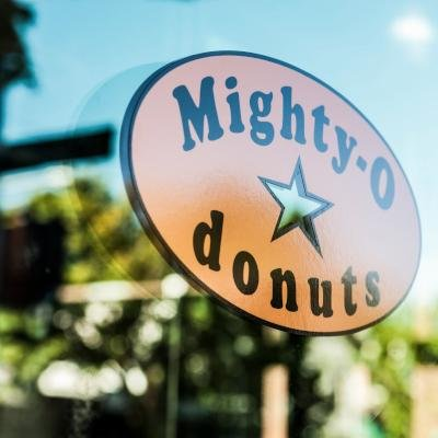 Mighty-O Donuts | Social Profile