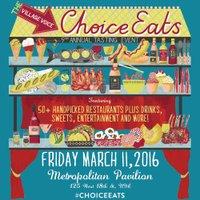 ChoiceEats & Streets | Social Profile