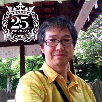 大島栄二 /キラキラレコード遂に25周年 | Social Profile