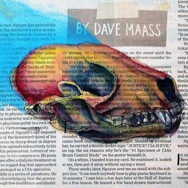 Dave Maass | Social Profile