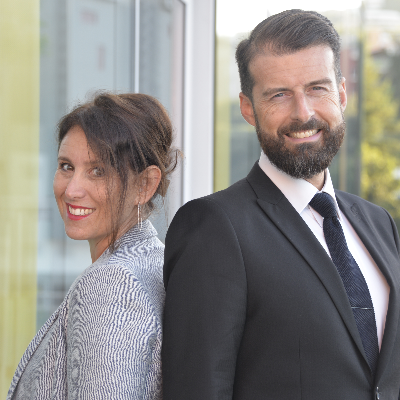 Caroline et Marc | Social Profile