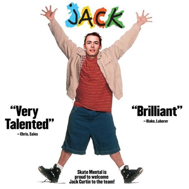Jack Curtin Social Profile