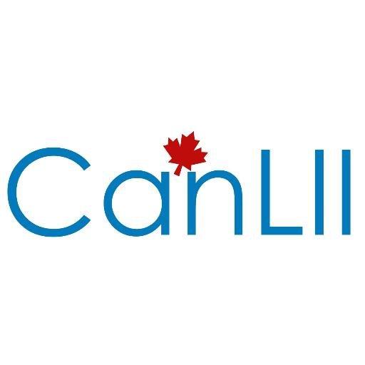 CanLII Social Profile