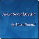 AlexaSocialMedia