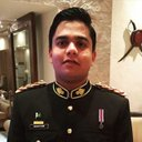 Cpt Pakistan army