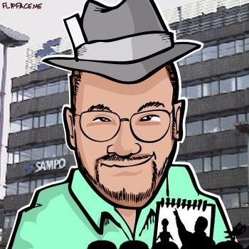Chris 'Sampo Cornell | Social Profile