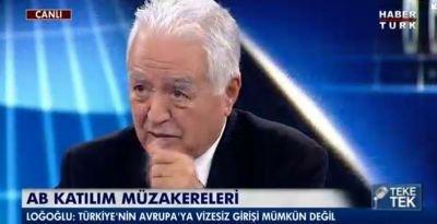 O. Faruk Loğoğlu  Twitter Hesabı Profil Fotoğrafı