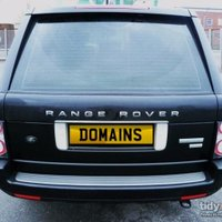 number plate domains | Social Profile
