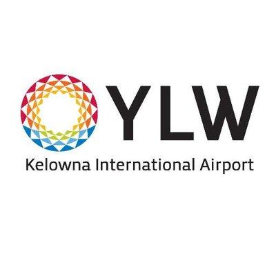 YLW Kelowna Airport | Social Profile