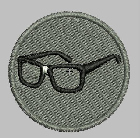 Nerd Merit Badges Social Profile